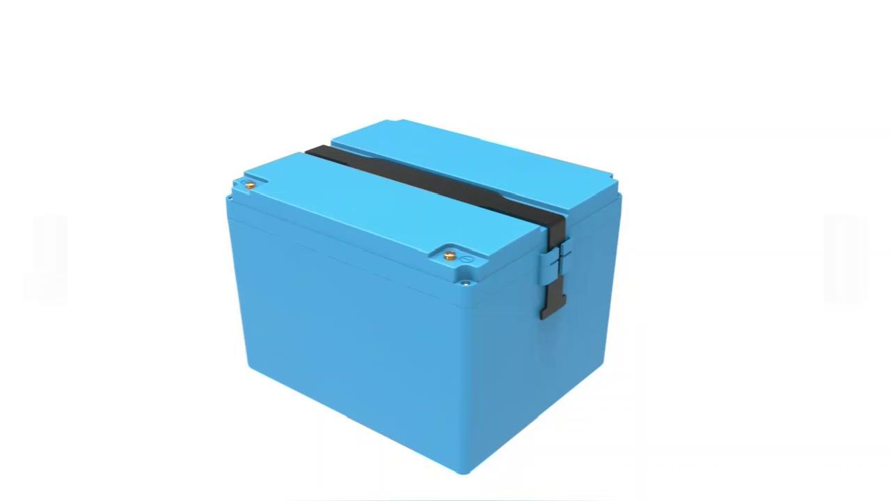 LiFePo4 12V 100Ah Battery Pack For Solar Energy Storage